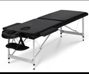 מיטת טיפולים אלומיניום קלת משקל Anlite II