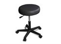 כסא מטפל מפואר ללא משענת וחישוק